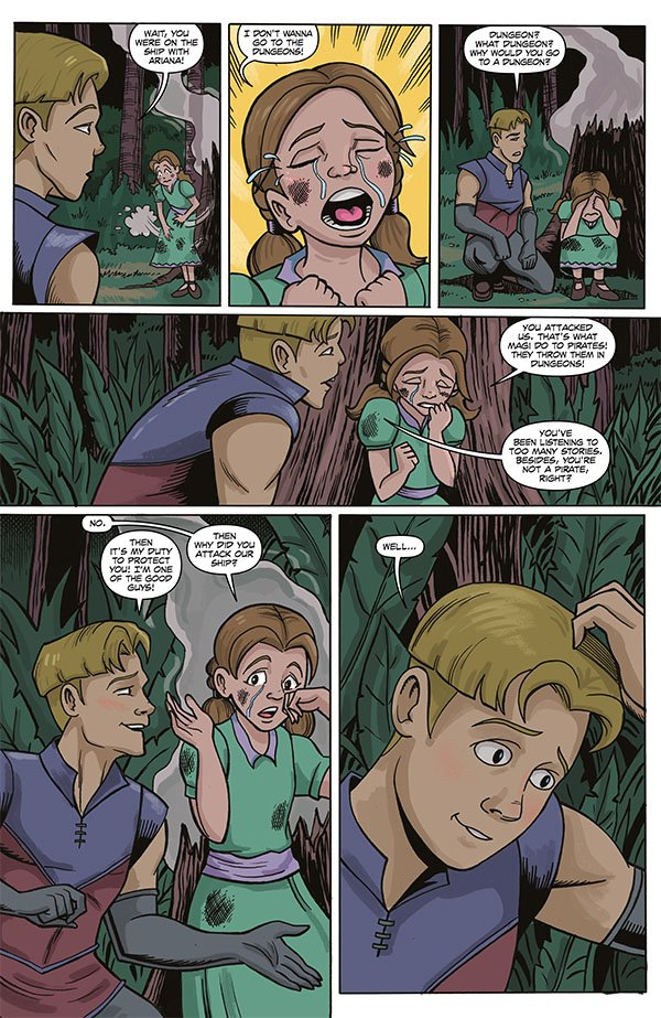 Anne Bonnie Issue #10 Page 4